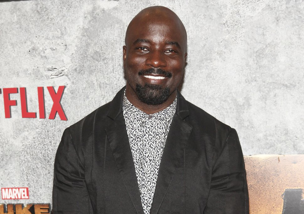 (Photo by Andy Kropa |Invision | Associated Press ) Mike Colter attends the June 21, 2018, premiere of the Netflix original series Marvel's