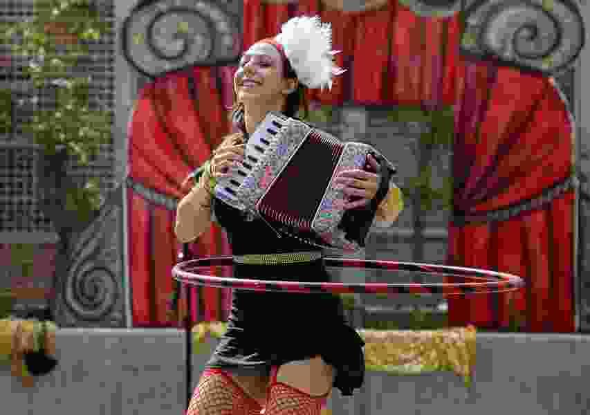 Salt Lake City's Busker Fest taking applications for street performers for Aug. 16 event