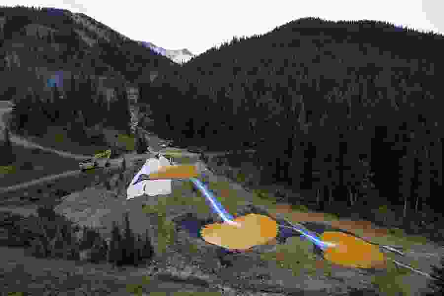 EPA sets long-term goals for Colorado mining Superfund site