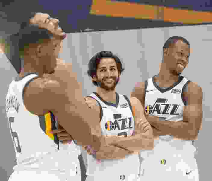 Ahead of training camp, Utah Jazz have already made strides in team chemistry