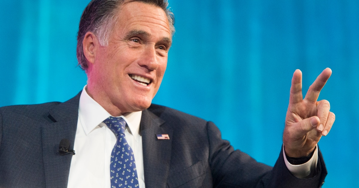Mitt Romney says he'll announce Feb. 15 on the Senate race