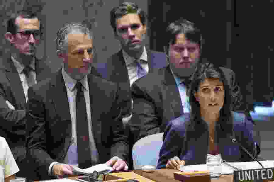 Letter: About Nikki Haley's curtains