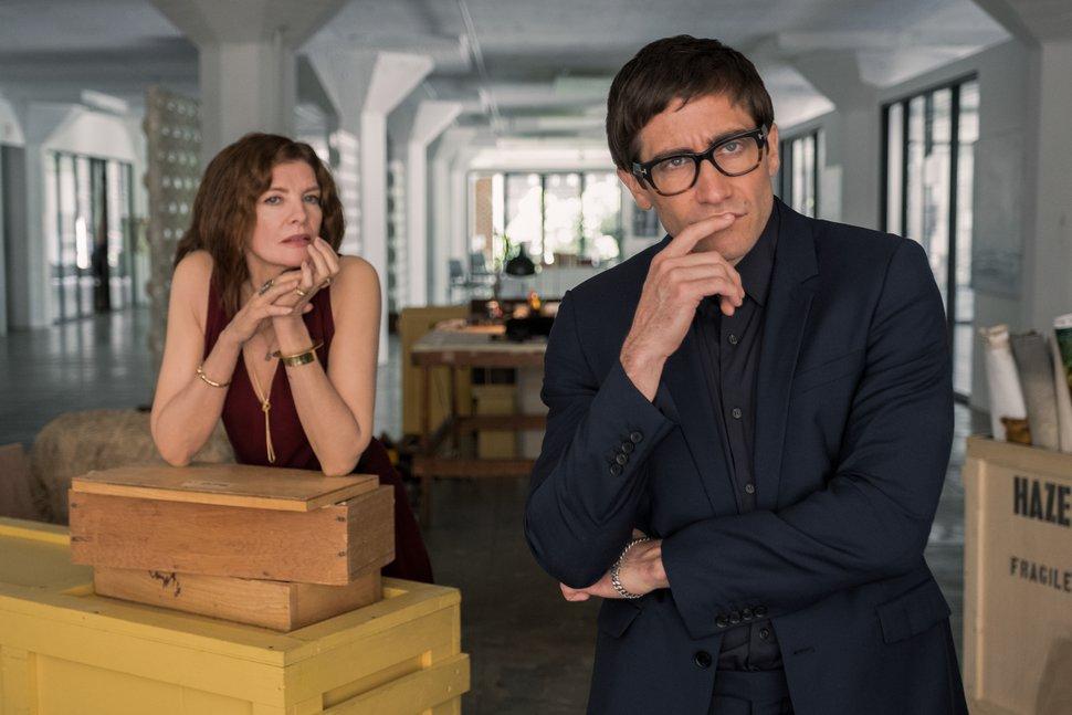 (Claudette Barius | courtesy Sundance Institute) Rene Russo and Jake Gyllenhaal star in Dan Gilroy's art-world horror-thriller