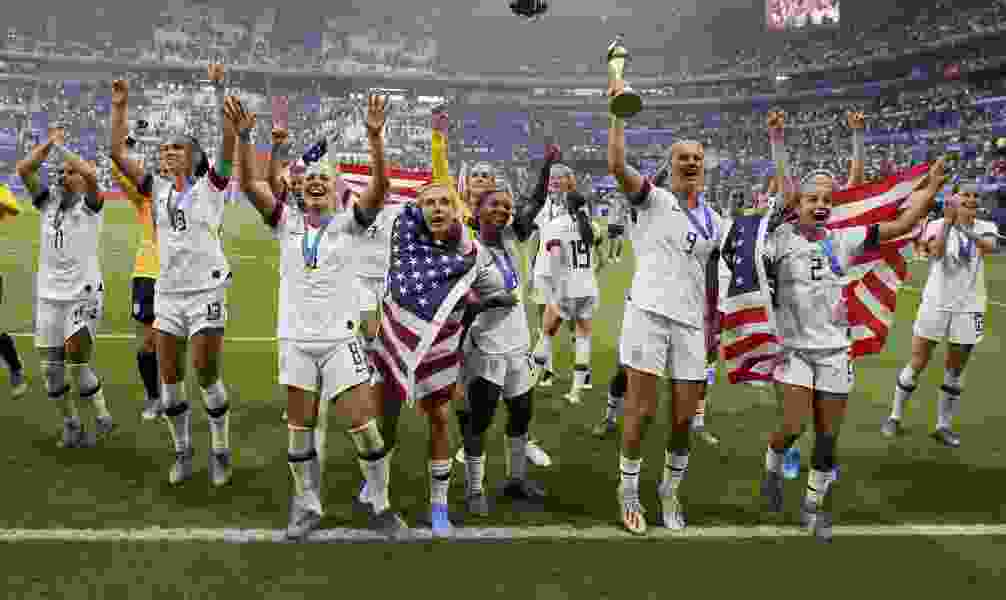 'We just have no quit in us' — U.S. captures 4th Women's World Cup title