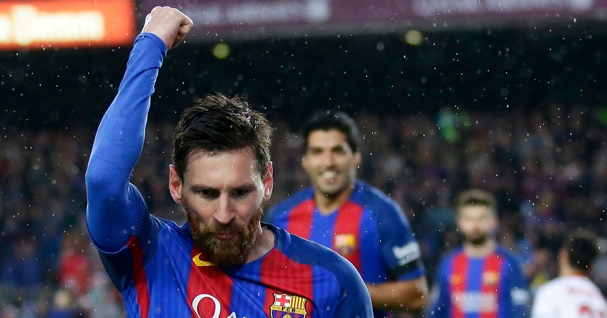 Lionel Messi's new Barcelona contract includes absurdly expensive transfer fee