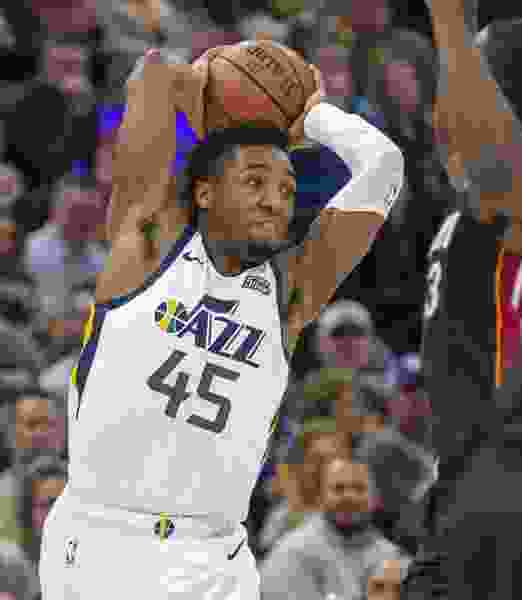 Monson: Donovan Mitchell has to be the star the Jazz need