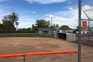 (Nick Parker | The Salt Lake Tribune) A student said she was sexually assaulted Wednesday, April 25, 2018, at these restrooms on the Riverview Junior High School grounds in Murray, shown here on Wednesday, May 2, 2018.