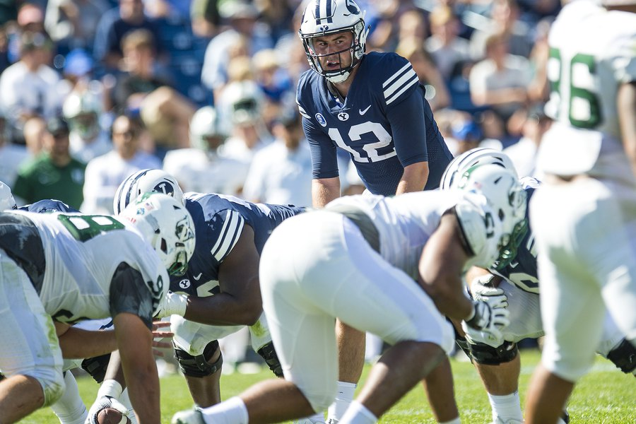 Byu Has A Lot To Prove After Last Season S Collapse Whether The Cougars Have