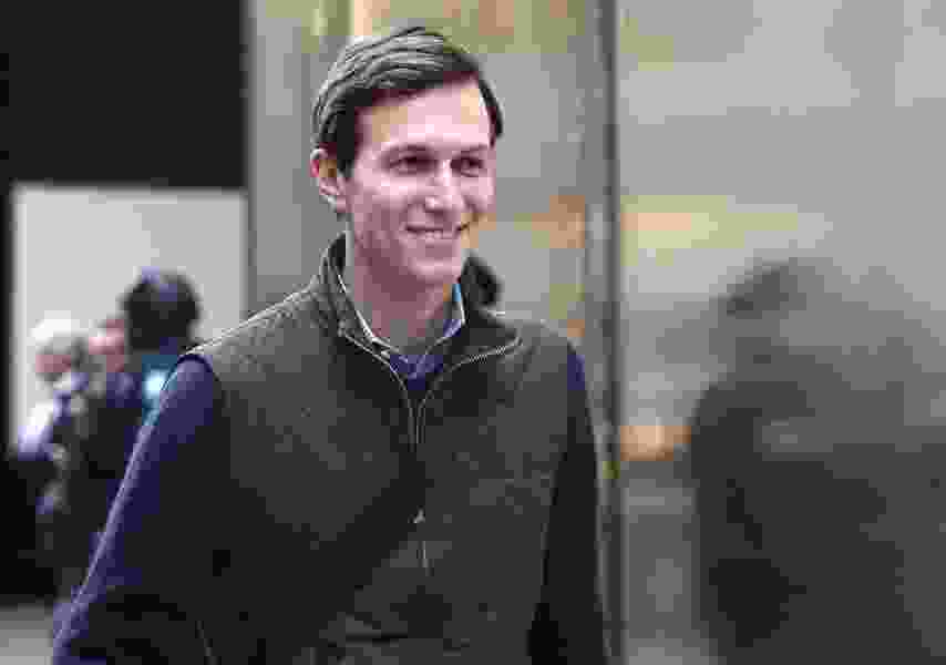 Jared Kushner registered to vote as a woman; it's not his first paperwork mistake