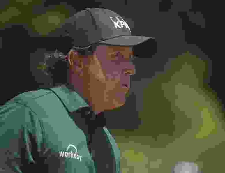 US Open: Phil Mickelson apologises for putting moving ball