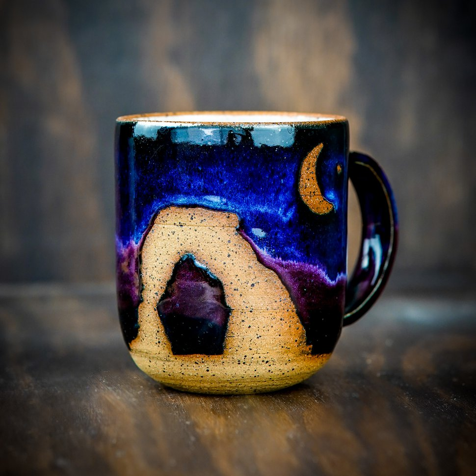 (Courtesy of Min Oh) Utah artist Min Oh's ceramic work is available for purchase at the Art and Craft Market at the Gateway.