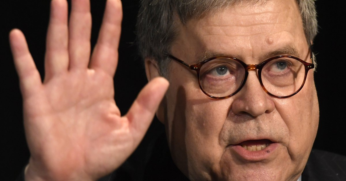 AP source: AG William Barr tells people he might quit over Trump tweets