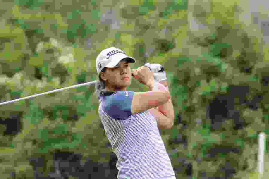 BYU golfer Kerstin Fotu will defend her title in the Women's State Am