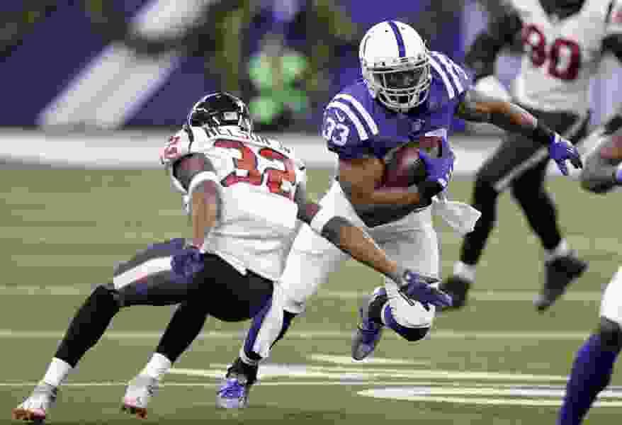 Former Aggie running back Robert Turbin suspended for first 4 games of NFL season