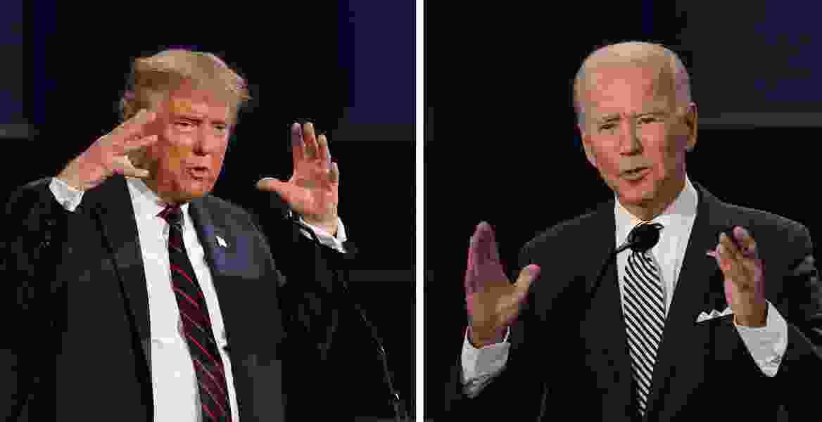 Frank Bruni: After that fiasco, Biden should refuse to debate Trump again