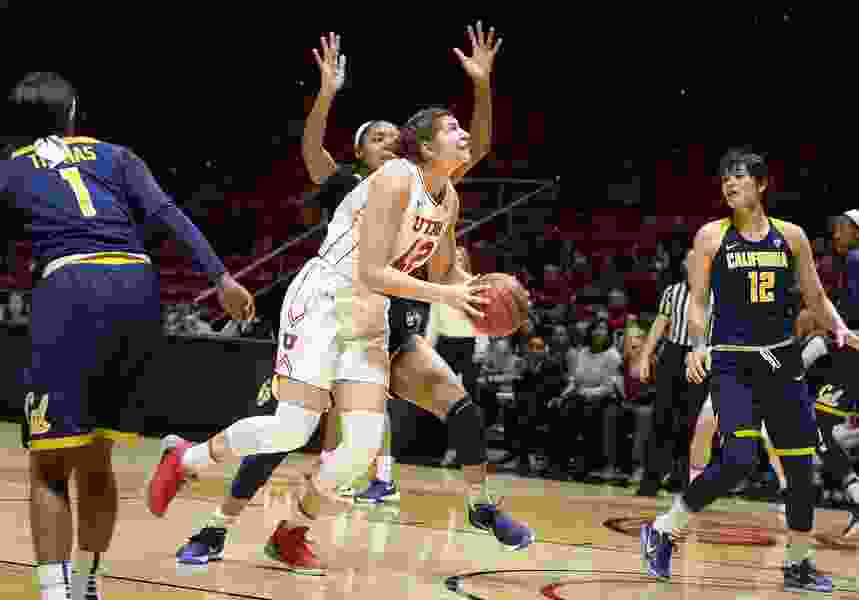 Canadian pipeline keeps paying off for Utah women's basketball team