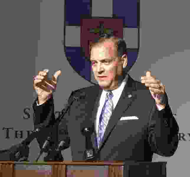 Analysis: Al Mohler, Southern Baptist leader, says he was 'stupid' to defend slavery
