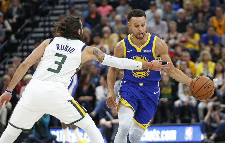 The Jazz are lighting it up on offense and struggling on defense. What on earth is going on?