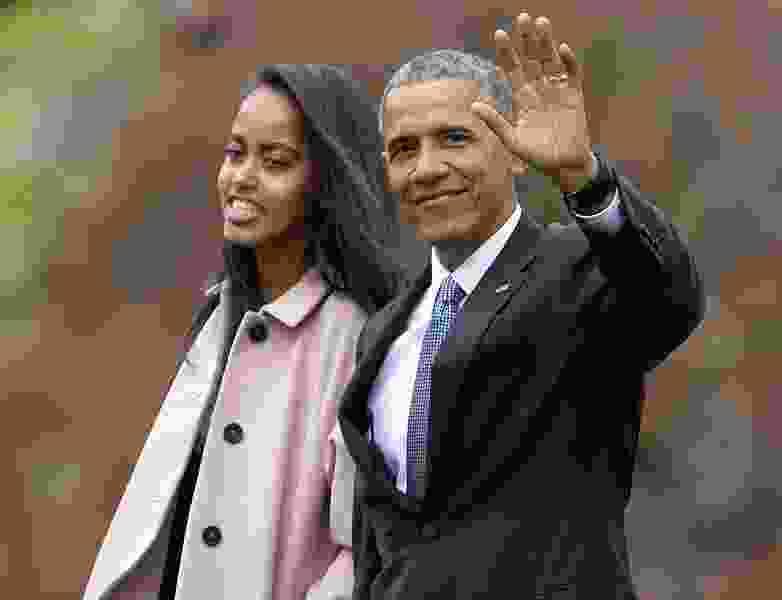 Ivanka, Chelsea say Malia Obama should be 'off limits' to media