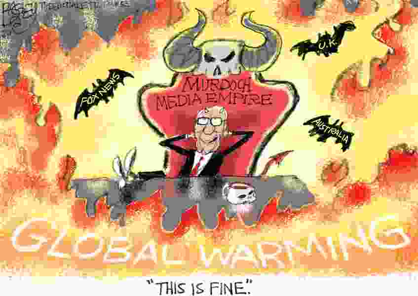 Bagley Cartoon: The Devil You Don't Know