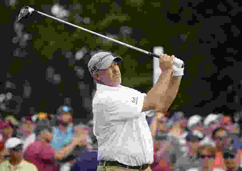 Golfer Boo Weekley is trying to rebuild his career after beating cancer; he'll be playing in this week's Utah Championship