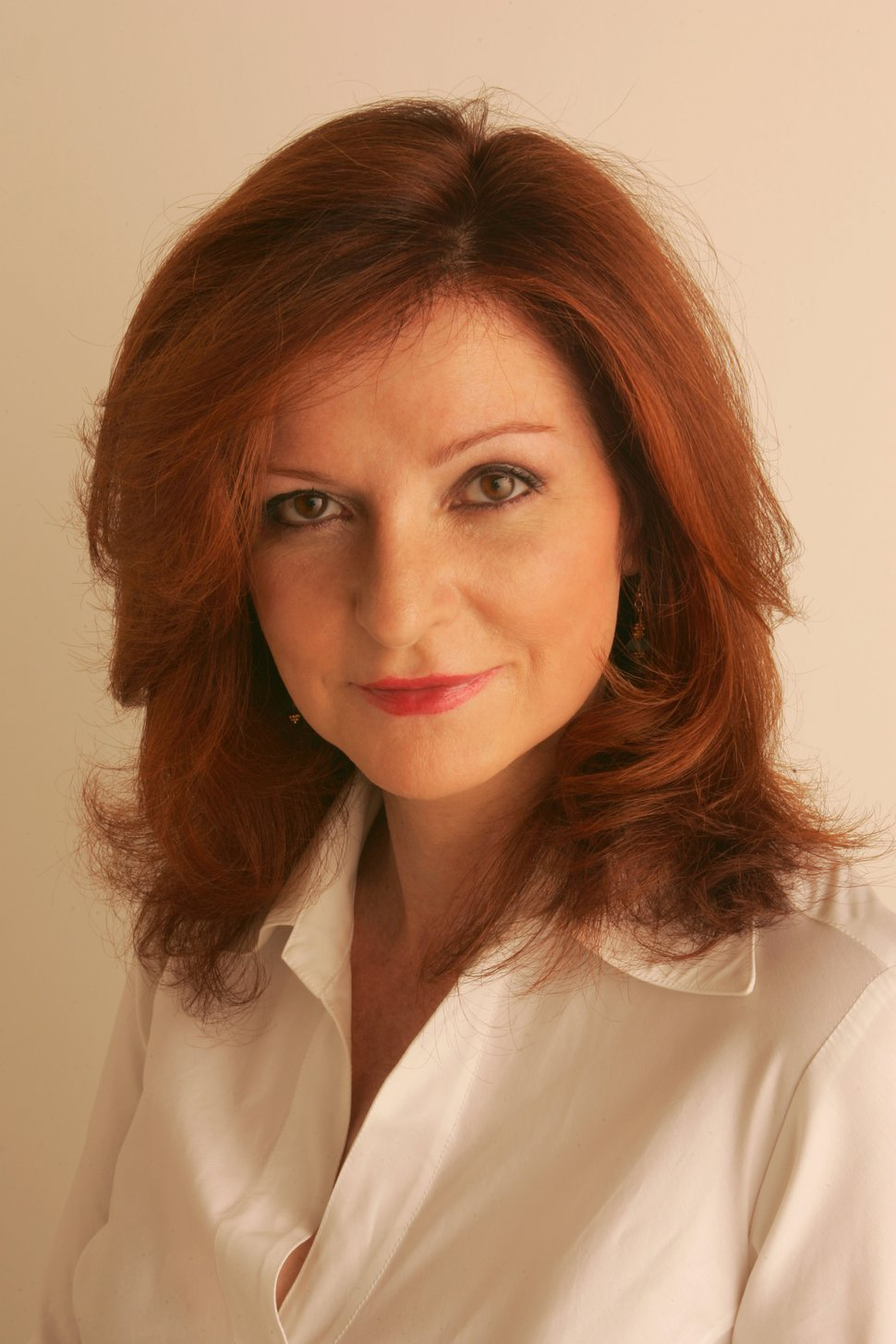 Maureen Dowd (CREDIT: The New York Times)