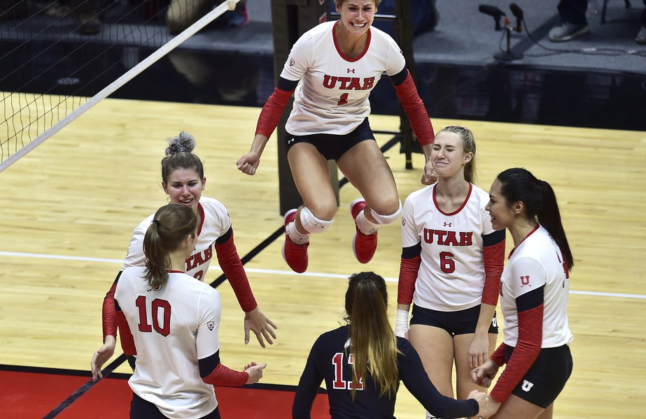 Utah and BYU will tangle in the Huntsman Center in a meeting of Top 20 volleyball powers