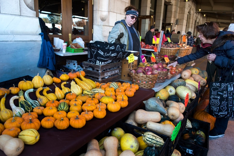 salt lake city s winter market is now open offering local produce