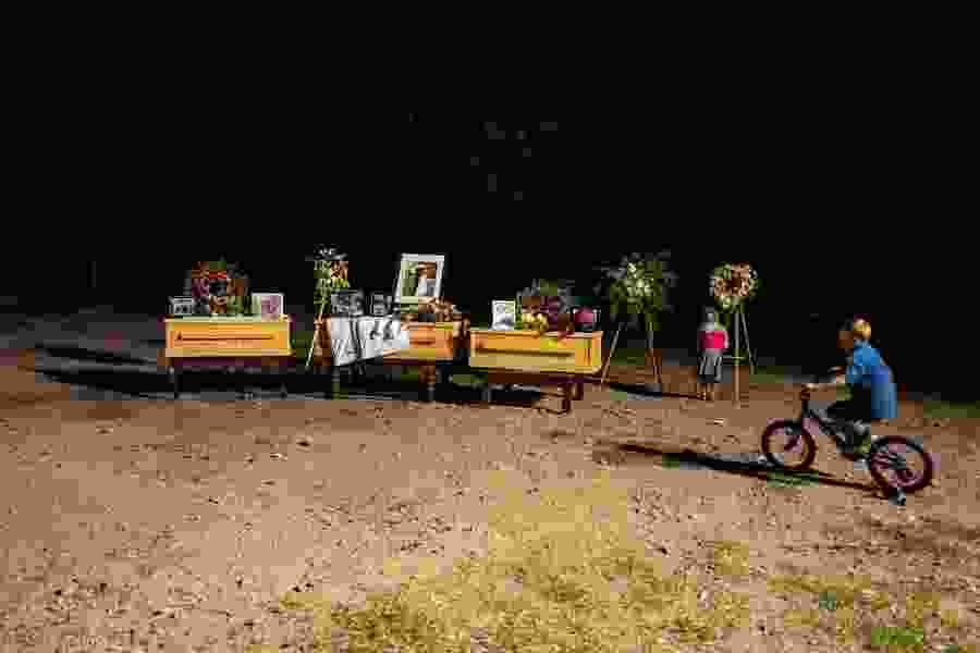 Mexico will build a monument to honor nine U.S.-Mexican citizens slain in November