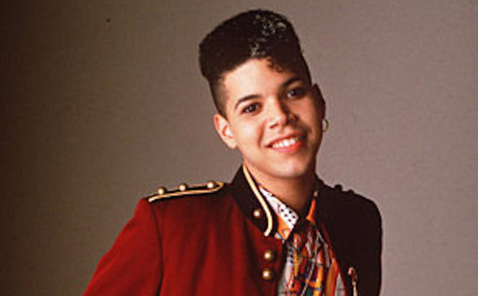 "(Photo courtesy of ABC) Wilson Cruz starred as Rickie Vasquez on ""My So-Called Life"" when he was just 19."