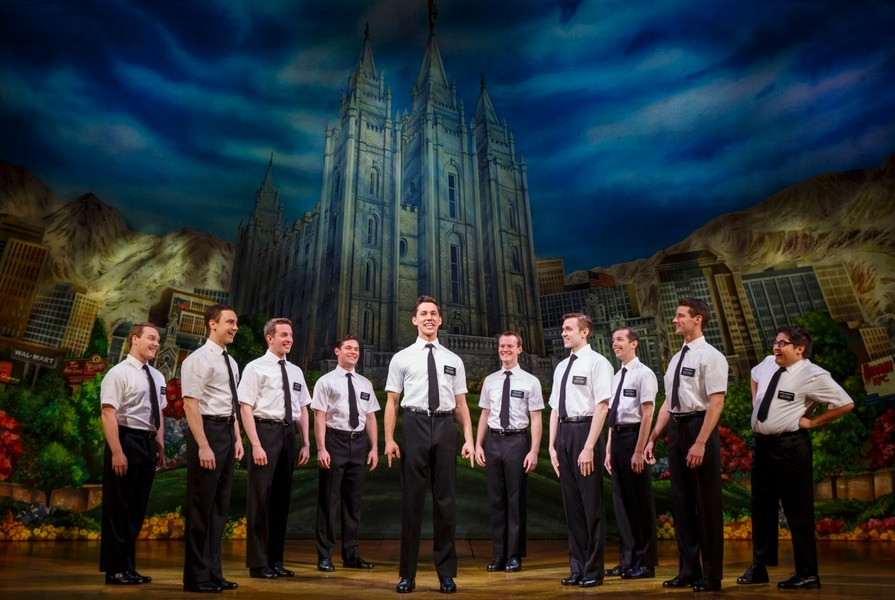Letter: Musical is the Mormon Kristallnacht