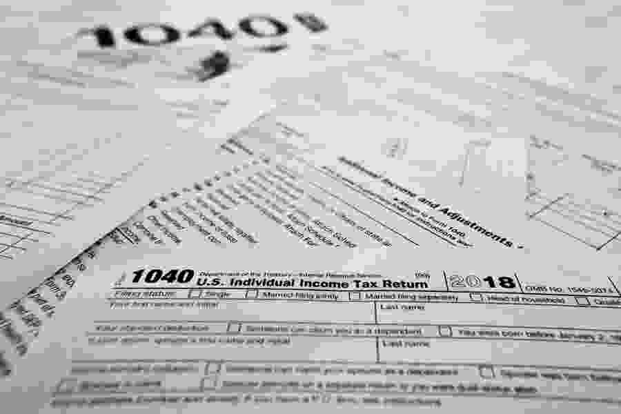 Tax refunds are smaller for Utahns, particularly for large families. One accountant says half his clients have been disappointed.