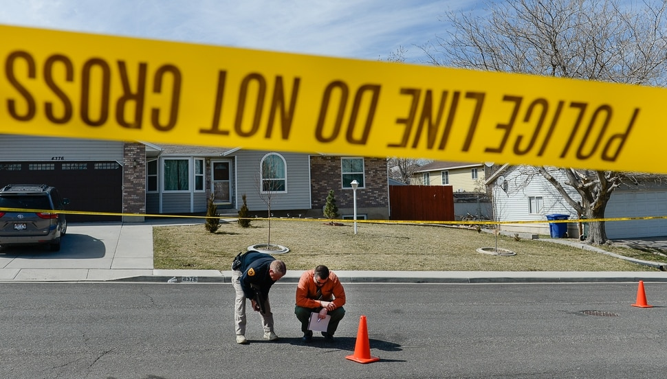 Utah police officer shoots teenager in West Valley City park - The