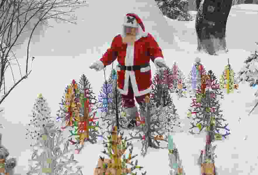 Santa is dead, archaeologists say