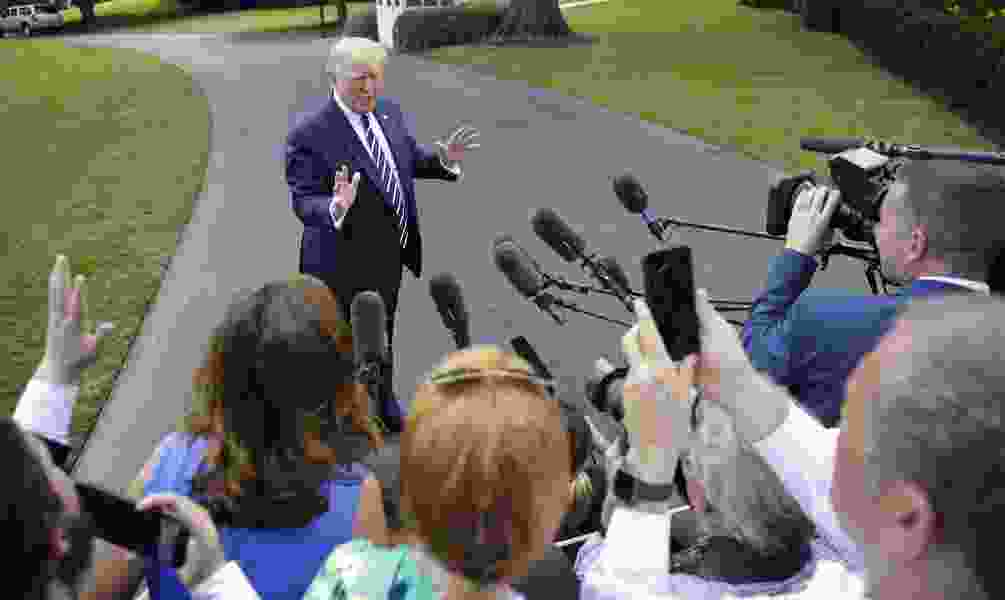 Letter: Trump knows how to manipulate the media
