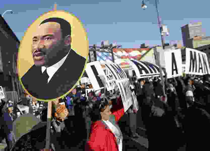 Holly Richardson: Truths we can learn from Martin Luther King