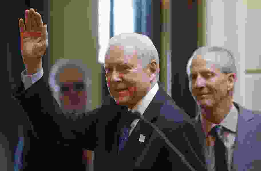 Tribune Editorial: Who is paying for Orrin Hatch's monument?
