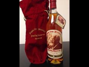 (Tribune file photo) Pappy Van Winkle bourbon.