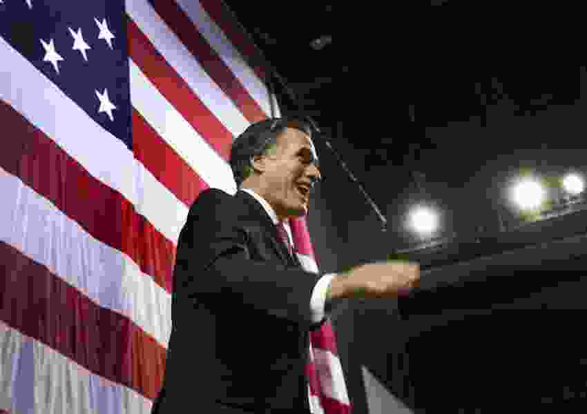 Letter: That slick huckster Mitt is campaigning on empty promises