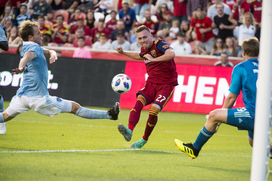 Corey Baird's experience with Real Salt Lake helping his chances with USMNT