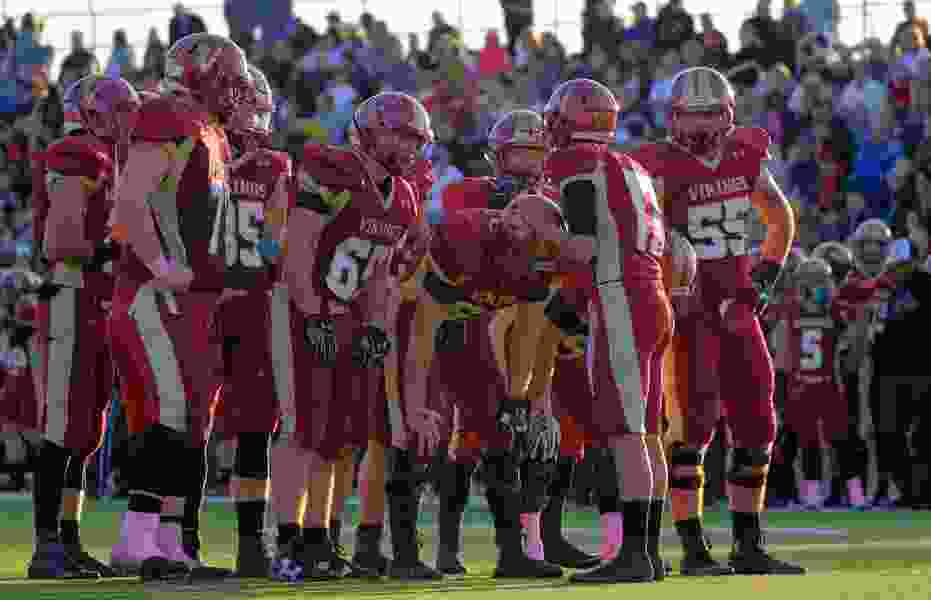 Another prep football game canceled due to COVID-19: This time it's Viewmont-Farmington