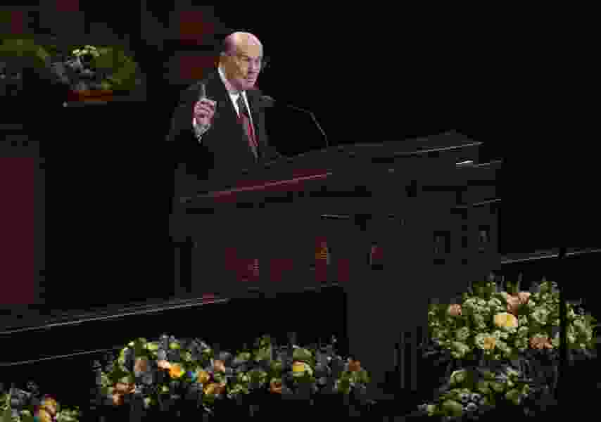 Letter: Tribune's coverage of the LDS conference belongs in the Deseret News