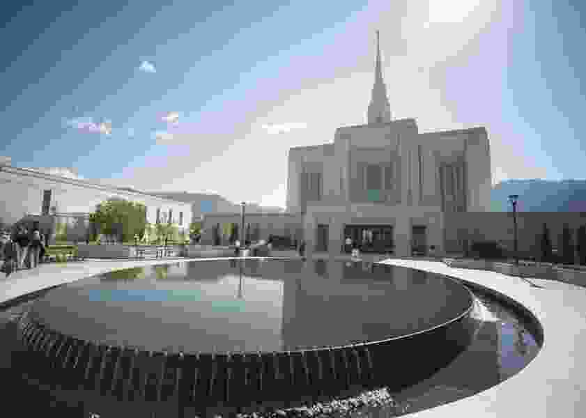 10 LDS temples in Utah to expand their operations with COVID-19 precautions in place