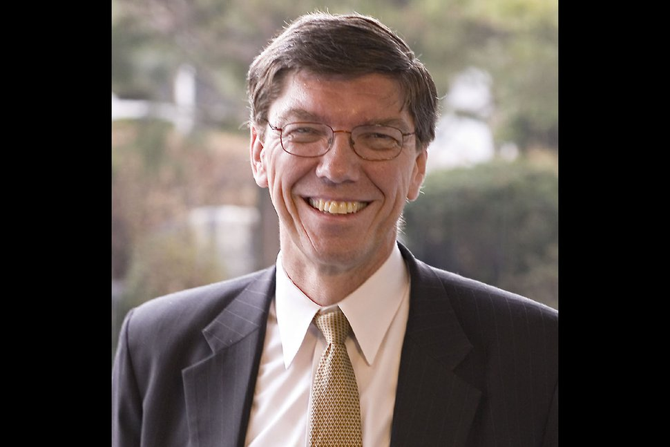 (Courtesy photo) Clayton Christensen.