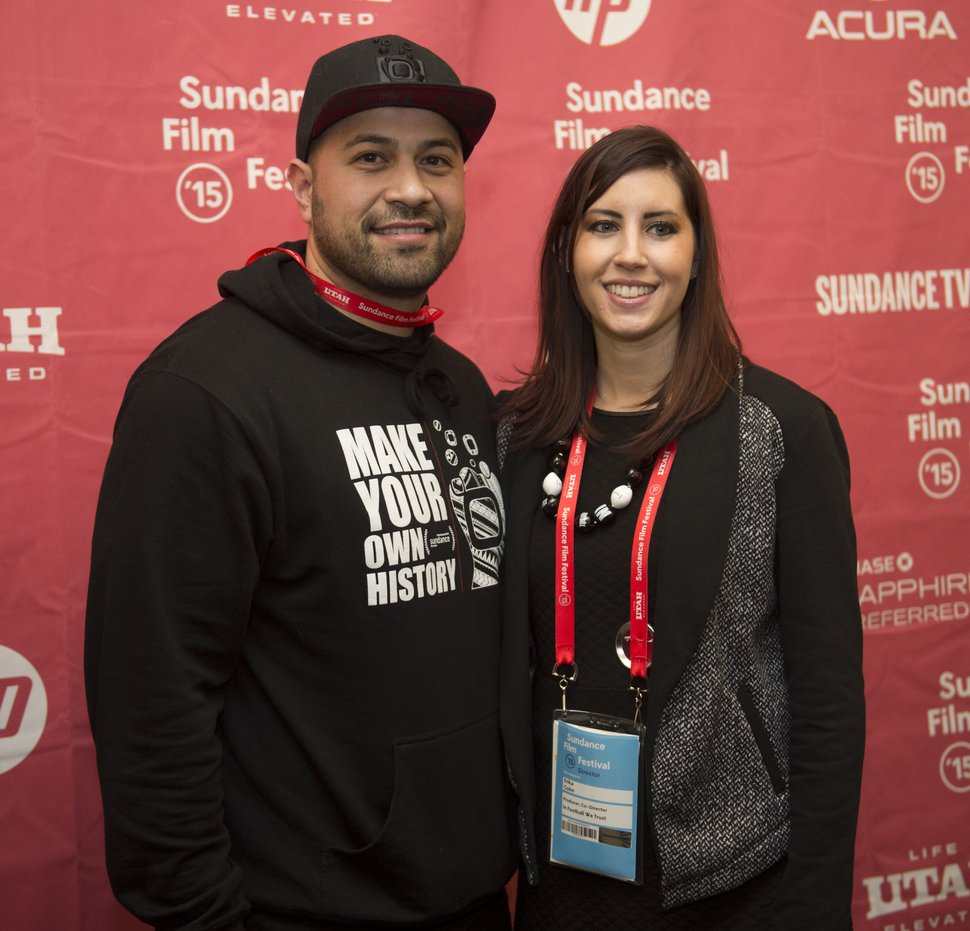 (Steve Griffin | Tribune file photo) Tony Vainuku and Erika Cohn, co-directors of
