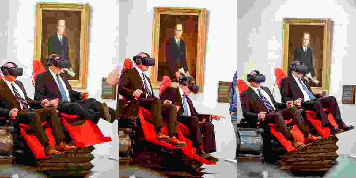 Governor Herbert takes virtual tour of Southern Utah