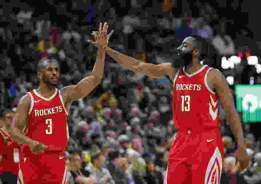 Rockets couldn't match Jazz's urgency in Game 2. They know they'll have to change that with series moving to SLC