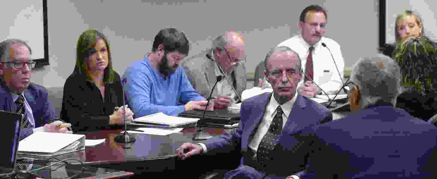 Without Gary Ott to speak for himself, judge delays decision on future of former county recorder