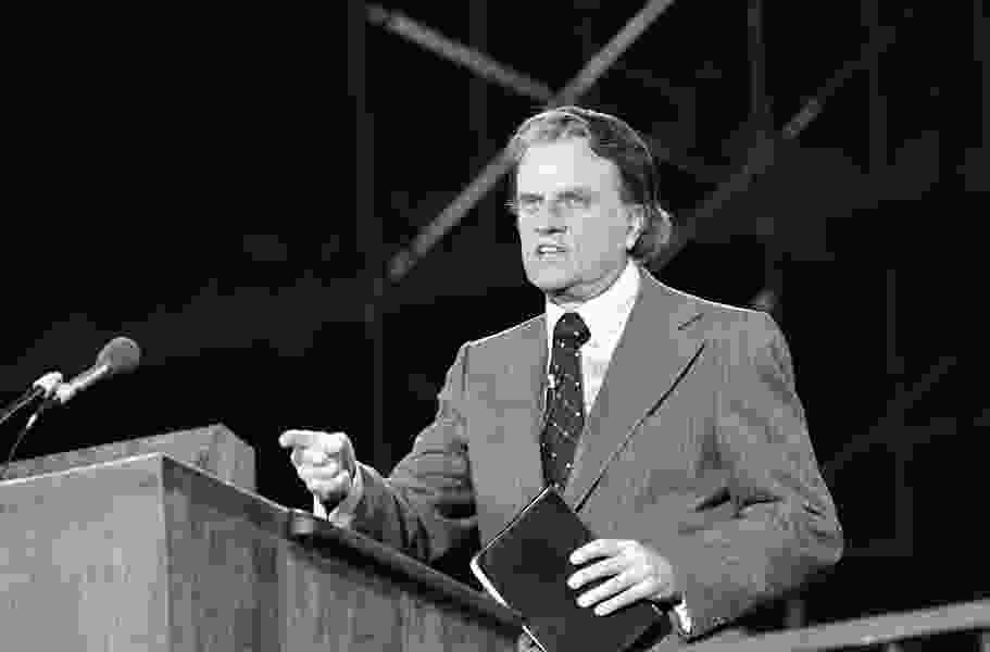 Jana Riess: Billy Graham, Franklin Graham and the dangers of mixing religion and politics
