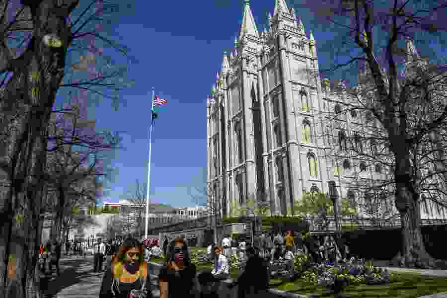 Is the LDS Church the only true Christian faith? Mormons and Protestants will host a debate.